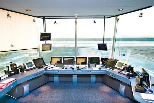ATRACC extension in Riga, Latvia